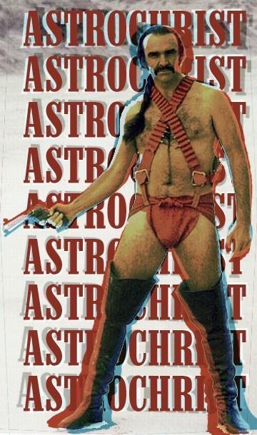 Astrochrist & Zardoz Flier