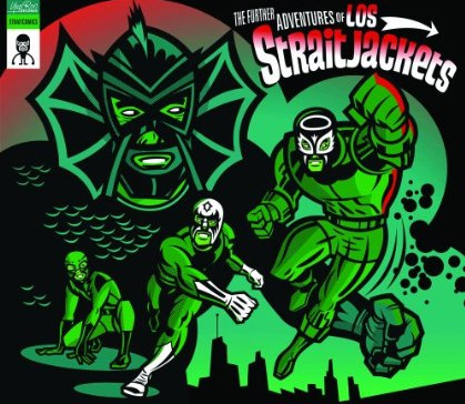 Los Straitjackets Surf Band & Popular Surf Albums