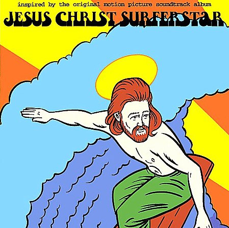 Jesus Christ Surferstar Album Cover