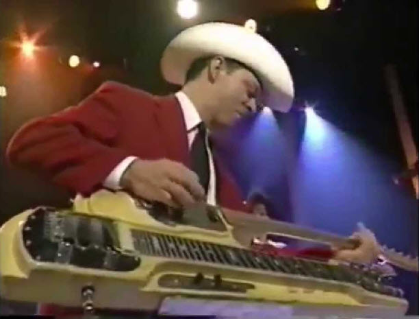 Junior Brown Surf Guitar Medley