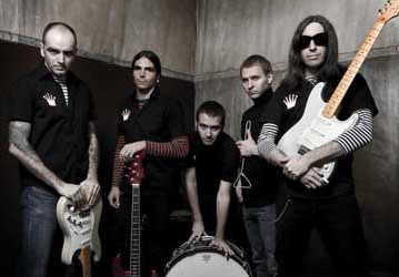 Los Coronas (Surf Band from Spain)