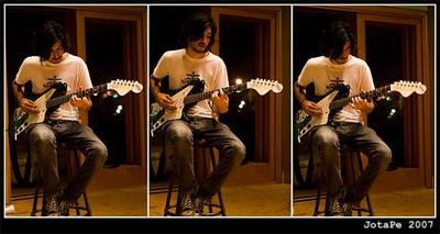 Los Cuchillos & DiPinto Guitars