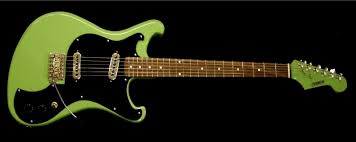 Von Drat Surf Guitar from Sparrow Guitars