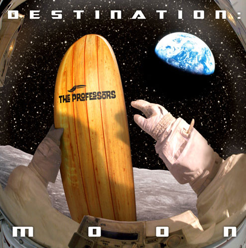 Destination Moon (The Professors)